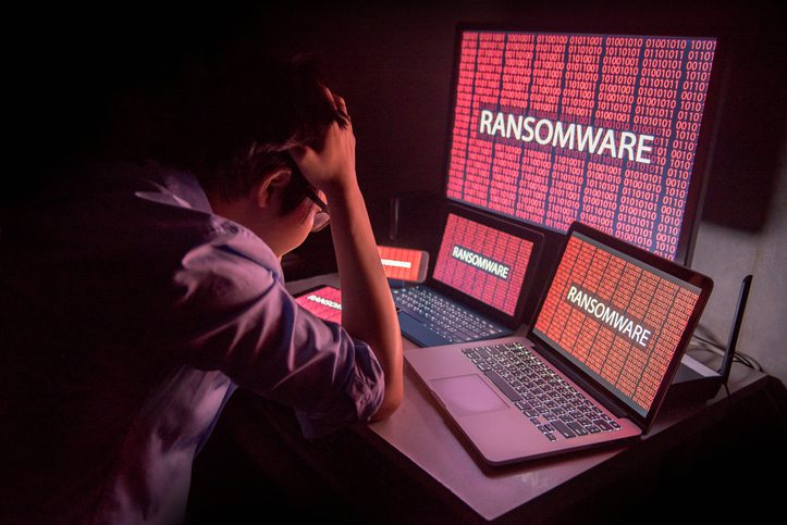 Small Business Ransomware