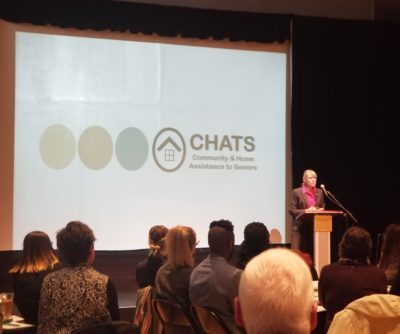 CHATS - Community & Home Assistance To Seniors, An IT Managed Services Client